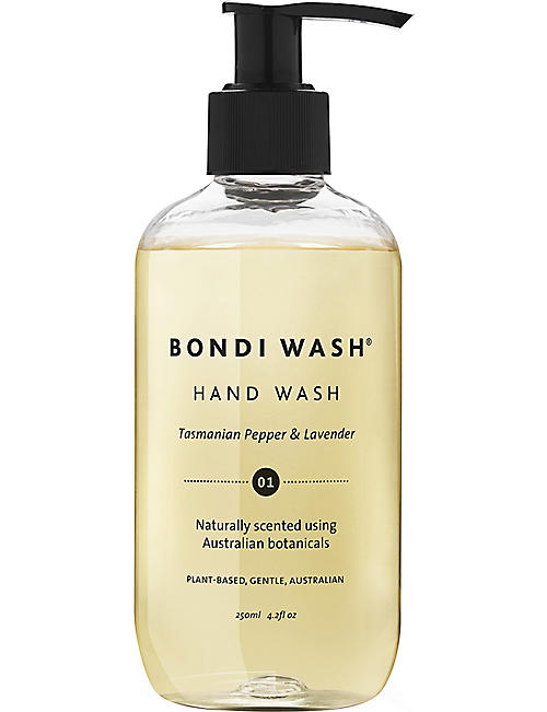 BONDI WASH Pepper and lavender handwash 250ml