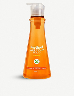 METHOD Clementine washing-up liquid refill 1064ml