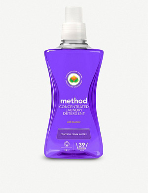 METHOD Wild Lavender concentrated laundry detergent 1.56L