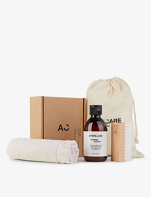 ATTIRECARE Shoe cleaning set - 250ml