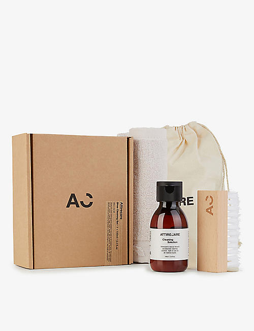 ATTIRECARE Shoe cleaning set - 100ml
