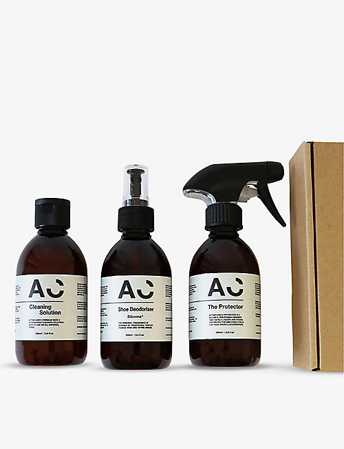 ATTIRECARE Ultimate shoe care kit - 250ml