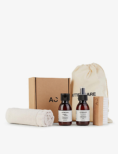 ATTIRECARE Shoe Care Travel Pack