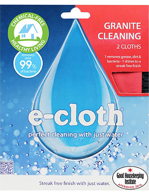 E-CLOTH Granite polishing cloth