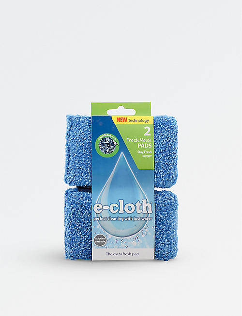 E-CLOTH Fresh Mesh cleaning pad
