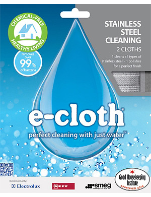 E-CLOTH Stainless steel polishing clothes