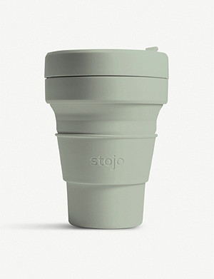 STOJO Brooklyn collapsible travel mug