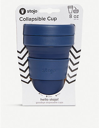 STOJO: Brooklyn Mini collapsible travel mug 236ml