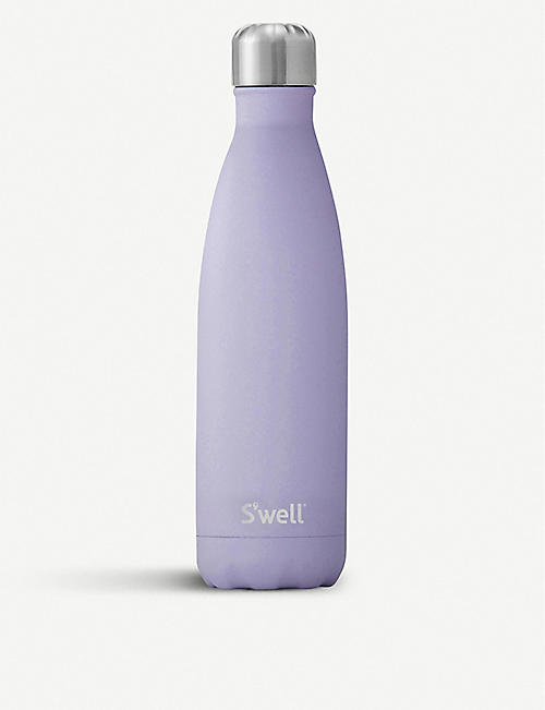 2d9a2eaa21 SWELL Purple Garnet stainless steel water bottle 500ml