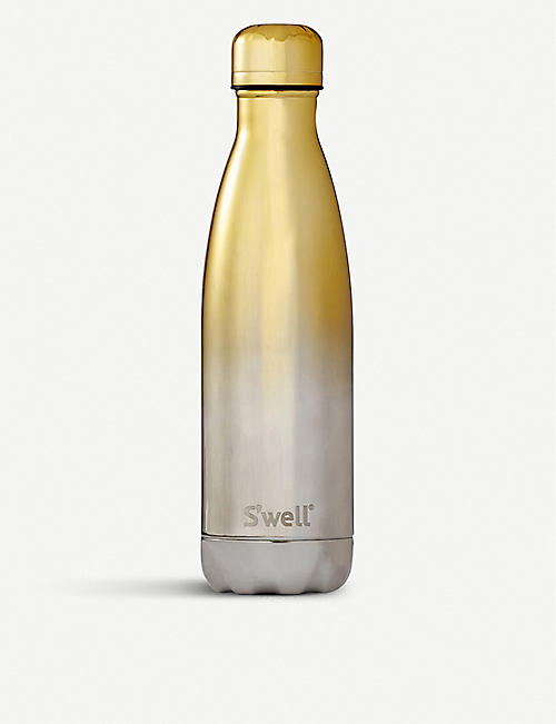 SWELL Ombé stainless steel water bottle 500ml