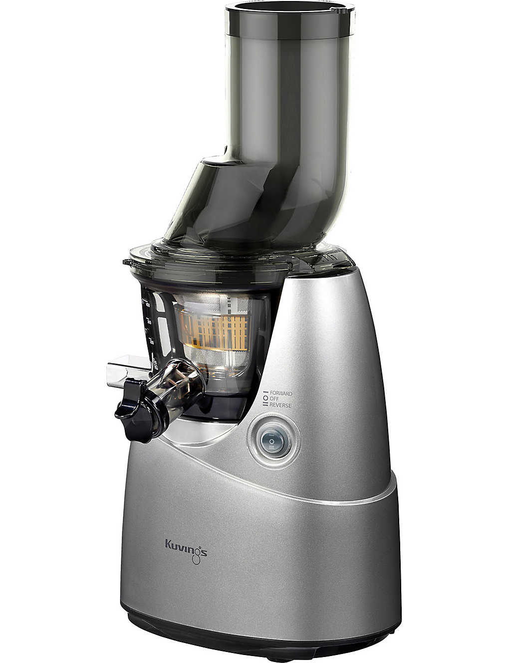 KUVINGS Whole Slow Juicer silver |