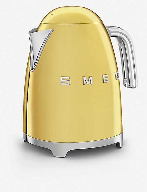SMEG: Stainless steel kettle 1.7l