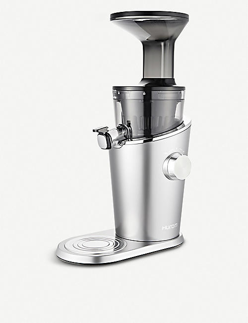 HUROM: H100 cold press juicer