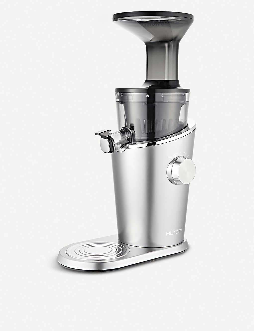 HUROM H100 cold press juicer |