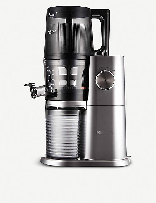 HUROM H-AI self-feeding juicer
