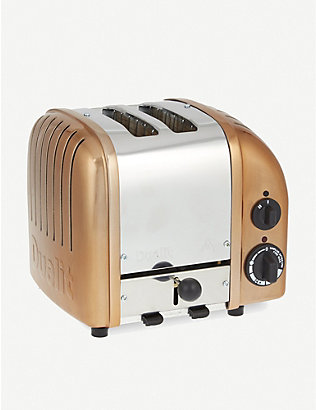 DUALIT: Classic two-slice toaster