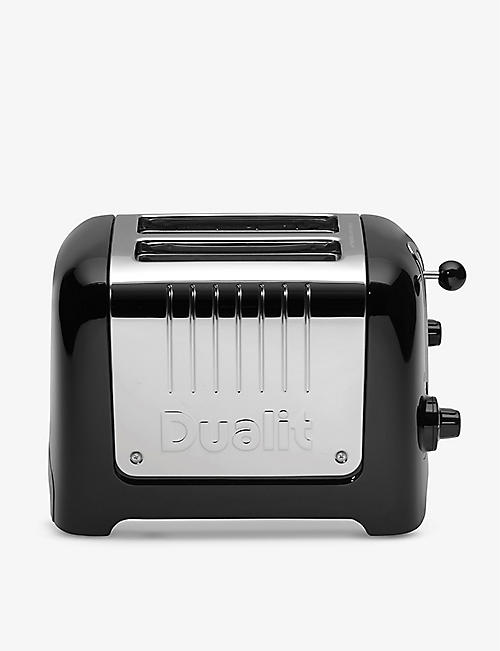 DUALIT Lite two-slice toaster