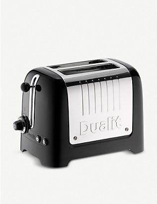 DUALIT: Lite two-slice toaster