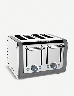 DUALIT: Architect four-slice toaster