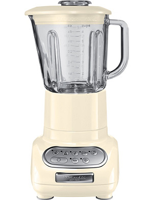 KITCHENAID Almond Cream Artisan blender