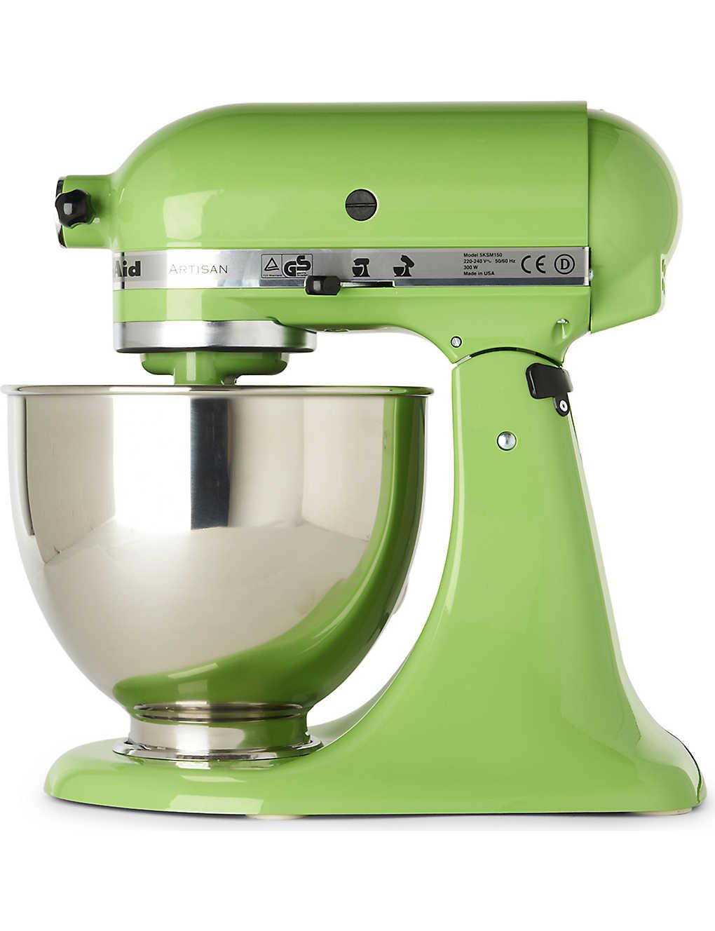 KITCHENAID - Artisan mixer green apple | Selfridges.com