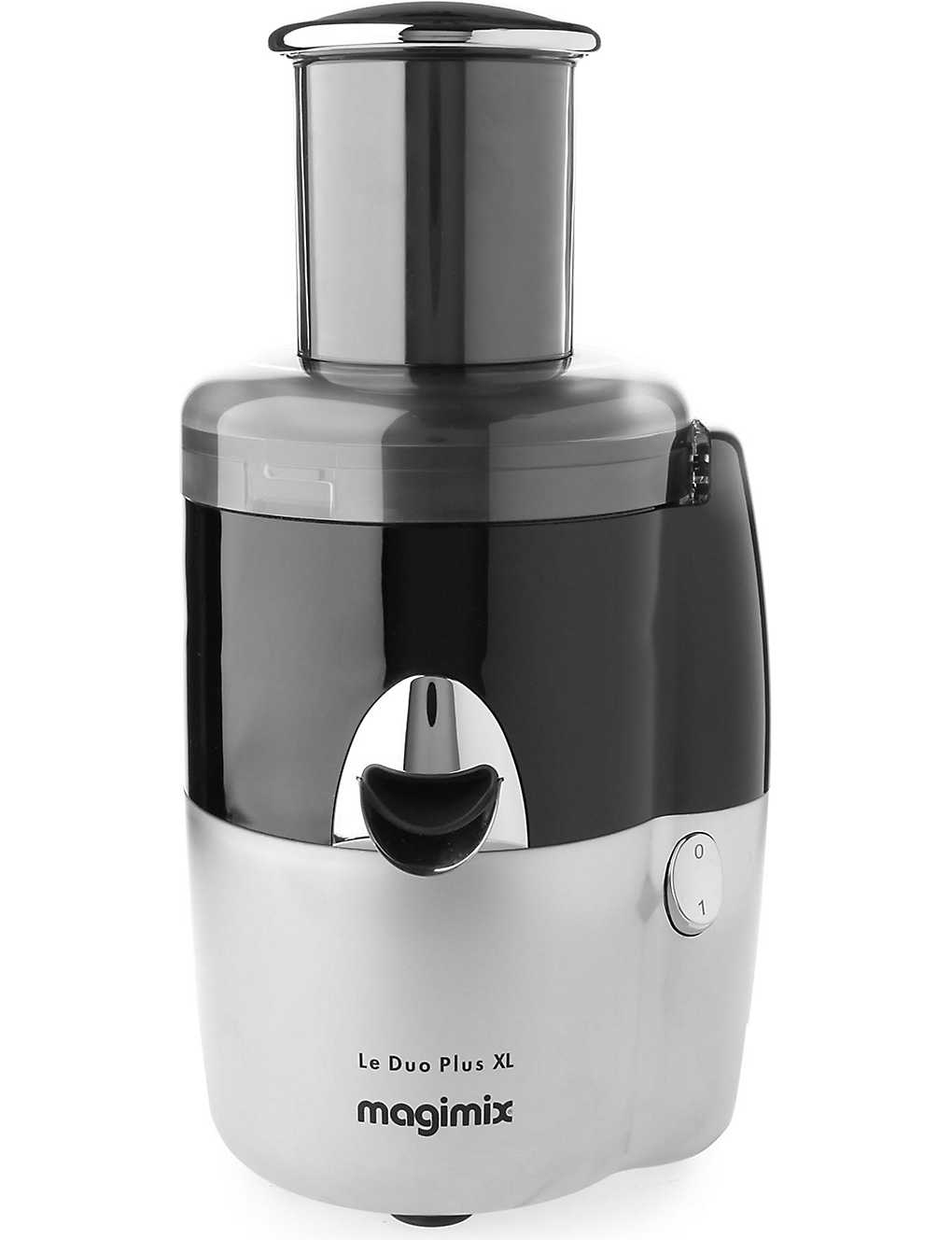 Magimix Le Duo XL in White Juicers.co.uk
