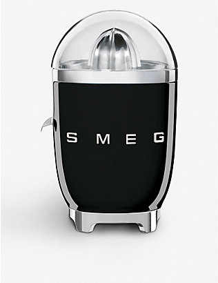 SMEG: Smeg black citrus juicer