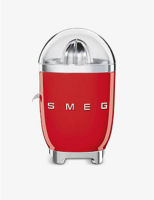 SMEG: Smeg red citrus juicer