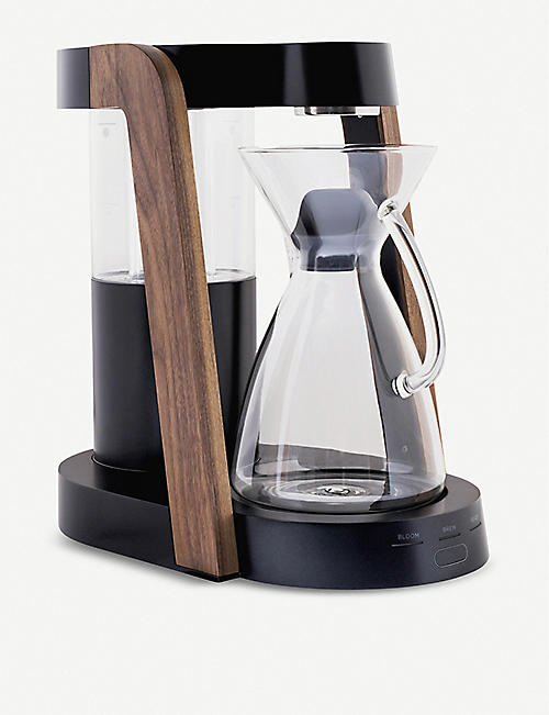 RATIO 8 Ratio Eight BPA-free walnut coffee maker