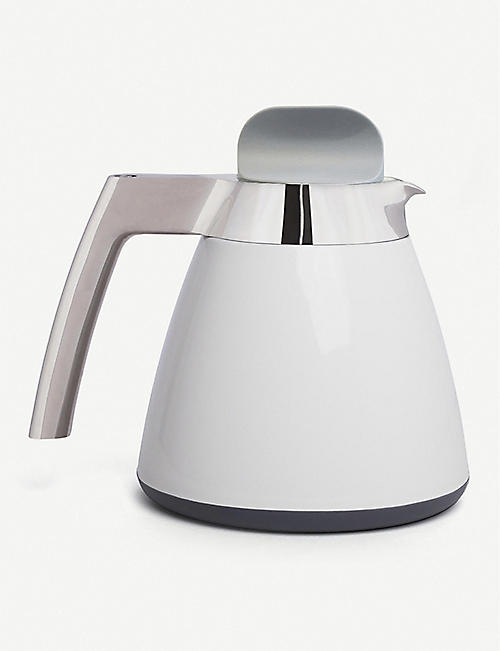 RATIO 8 Stainless steel and ceramic thermal coffee carafe