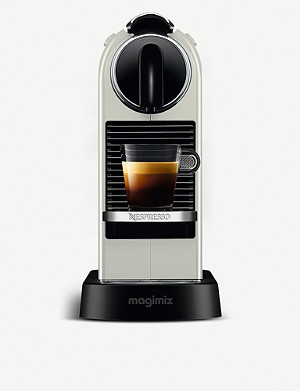 NESPRESSO NESPRESSO Magimix CitiZ coffee machine - 11314