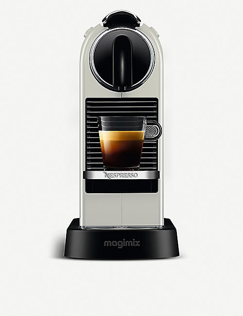 NESPRESSO: NESPRESSO Magimix CitiZ coffee machine - 11314