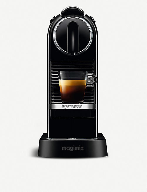 NESPRESSO: NESPRESSO Magimix CitiZ coffee machine - 11315