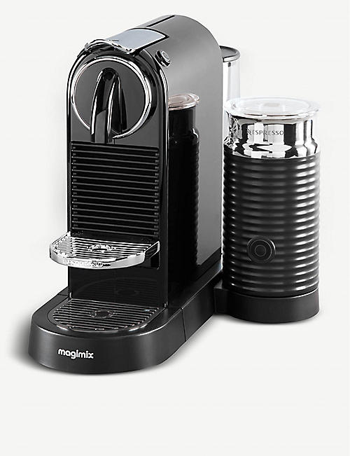 NESPRESSO NESPRESSO Magimix CitiZ & Milk coffee machine - 11317
