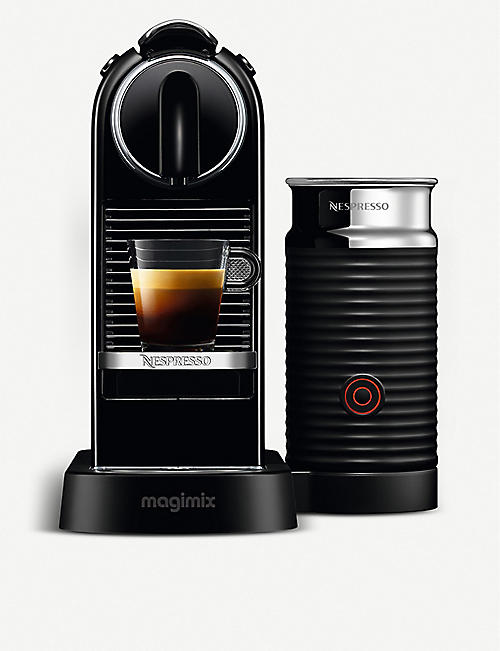 NESPRESSO: NESPRESSO Magimix CitiZ & Milk coffee machine - 11317