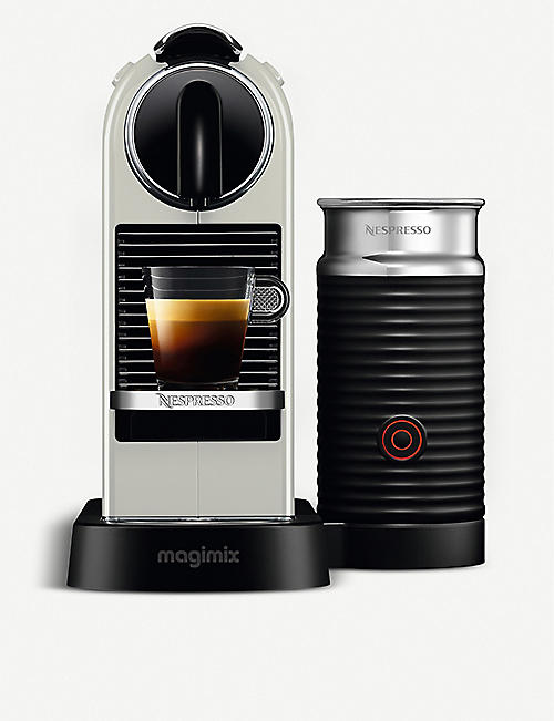 NESPRESSO NESPRESSO Magimix CitiZ & Milk coffee machine - 11319