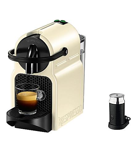 nespresso magimix inissia coffee machine with aeroccino. Black Bedroom Furniture Sets. Home Design Ideas