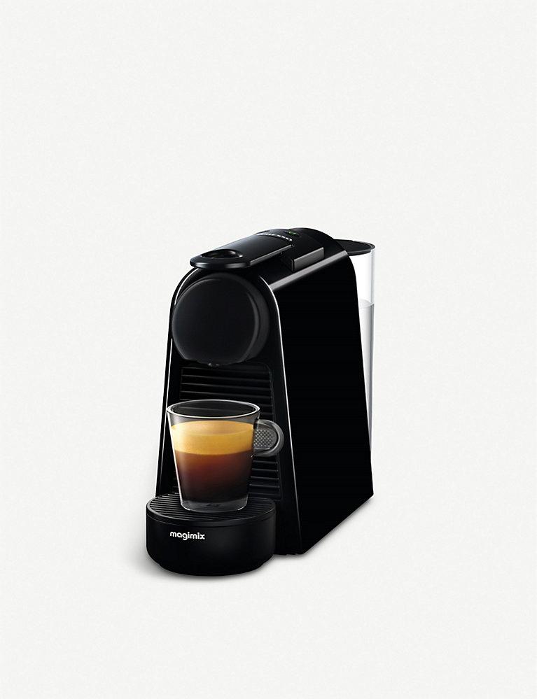 Nespresso Magimix Essenza Mini Aeroccino Coffee Machine 11377
