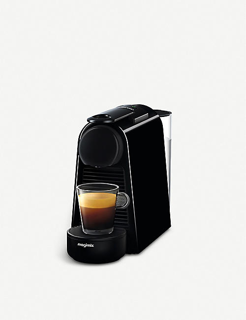 NESPRESSO: NESPRESSO Magimix Essenza Mini & aeroccino coffee machine - 11377