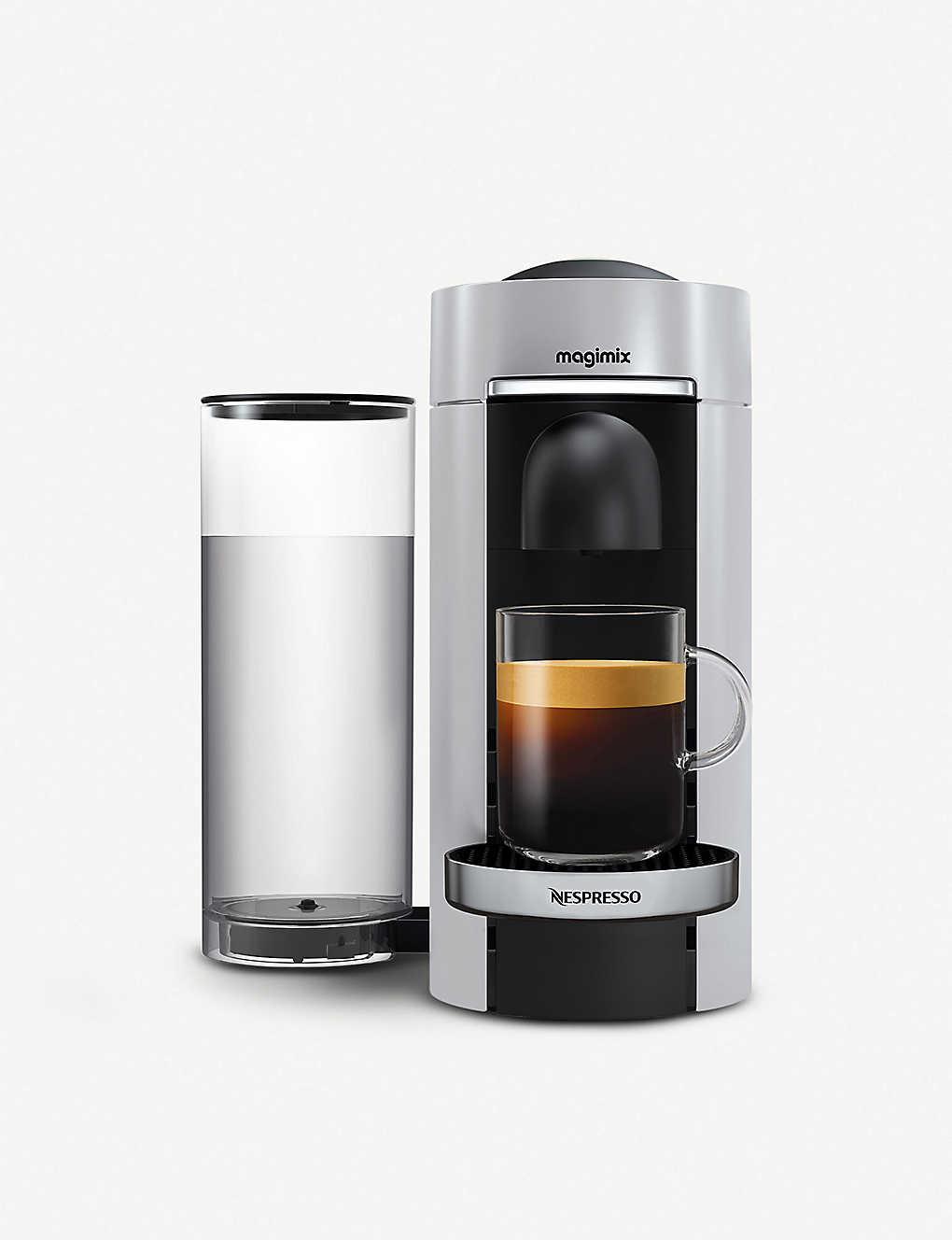 Nespresso Magimix Vertuo Plus Aeroccino Coffee Machine 11388