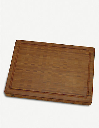 ZWILLING J.A HENCKELS: Large bamboo chopping board