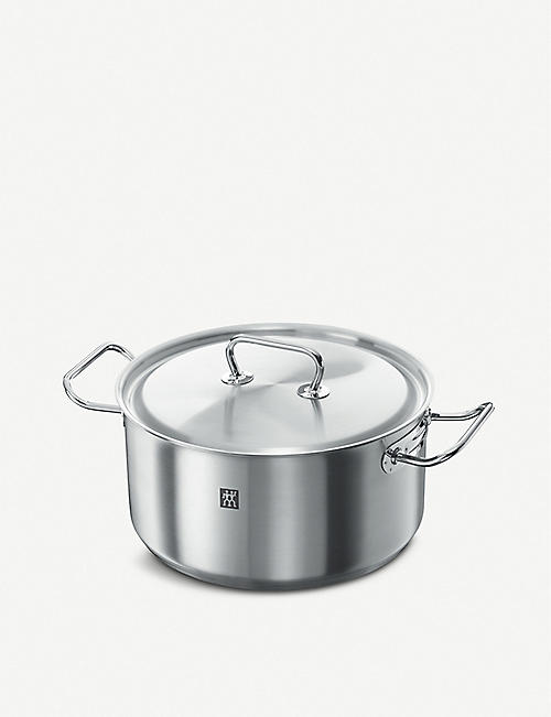 ZWILLING J.A HENCKELS Twin Classic stainless steel stew pot 8.5L