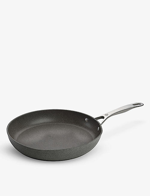 BALLARINI: Salina aluminium and stainless-steel frying pan 32cm