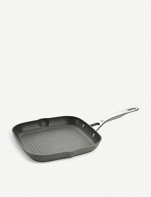BALLARINI: Salina aluminium and stainless-steel frying pan 28cm