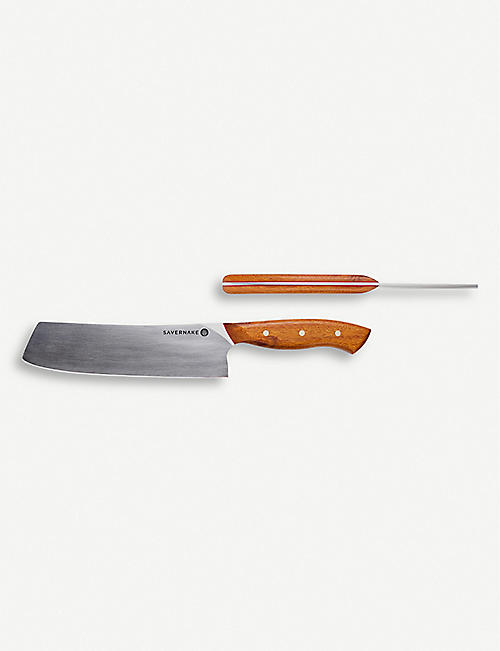 SAVERNAKE Savernake stainless steel knife 17.5cm