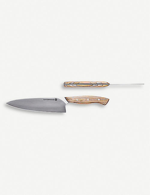 SAVERNAKE Classic Chef's stainless steel knife 17.5cm