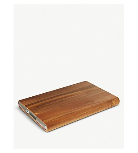 dac03ebcefa8f GLOBAL - Pro Rectangular wood chopping board 45cm x 30cm ...