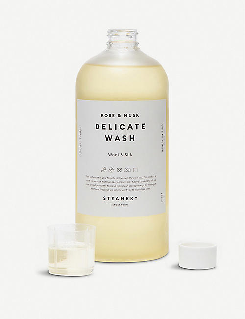 STEAMERY Delicate Wash detergent 750ml