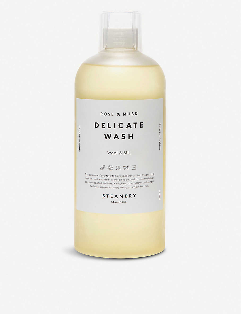 STEAMERY: Delicate Wash detergent 750ml