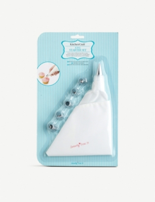KITCHEN CRAFT Sweetly Does It icing starter set